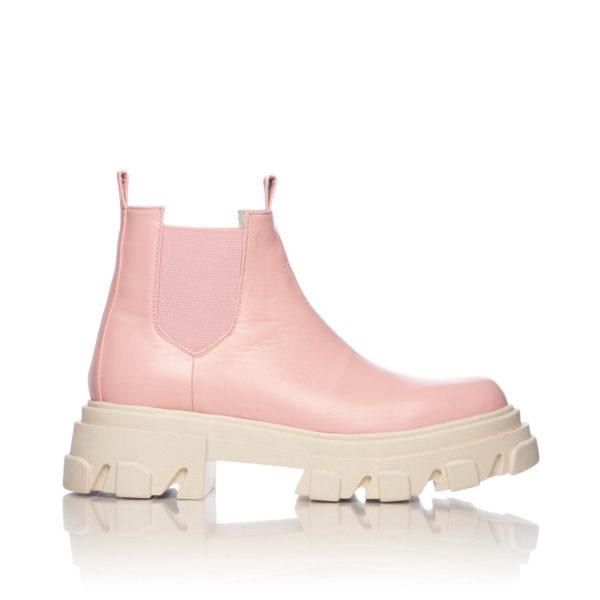 Lucy Short Light Pink 1