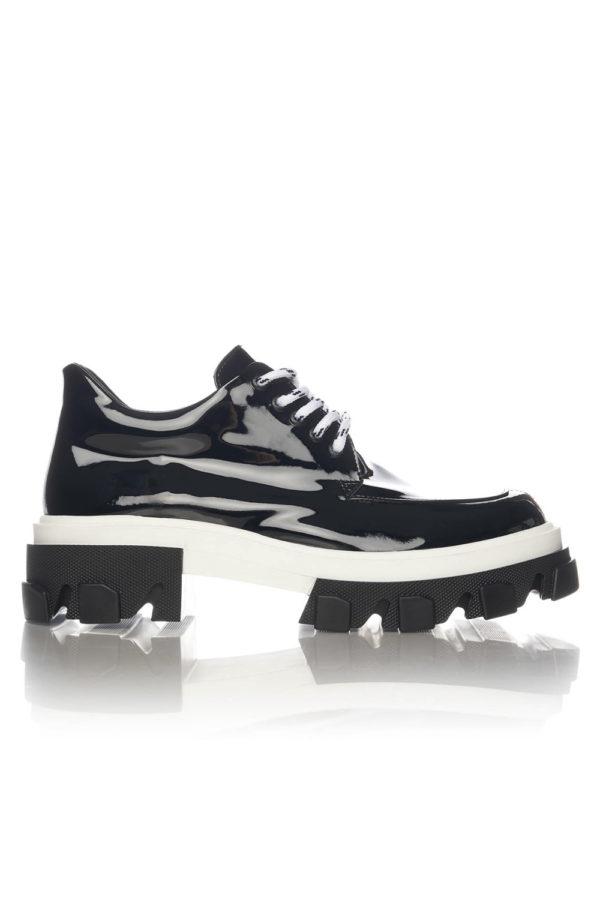 Pantofi Casual Mineli Venti Black