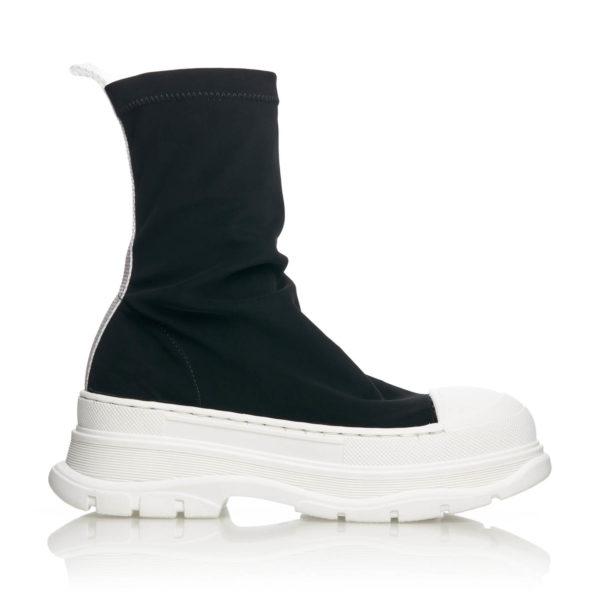 Sneakers Inalti Mineli Kyra Short Stripe 1
