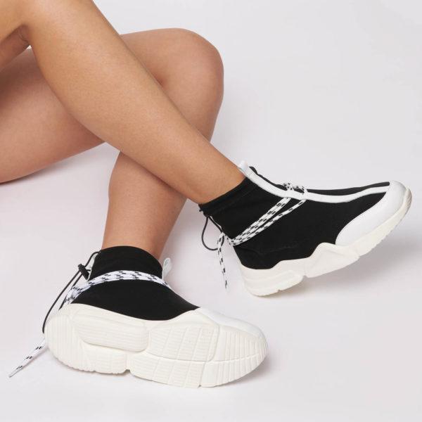 Mineli Socks Black 4