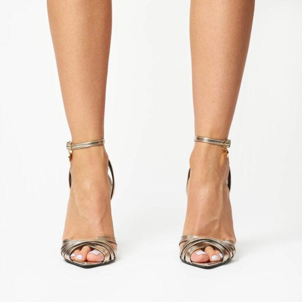 Sandale Mineli Enya Gold 1