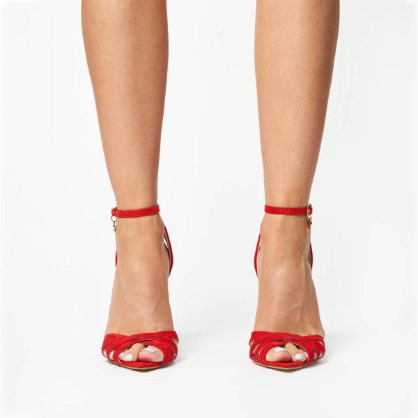 Sandale Mineli Enya Red 1