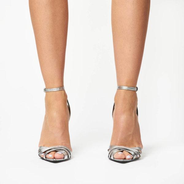 Sandale Mineli Enya Silver 1
