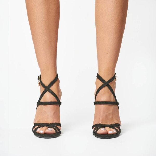 Sandale Mineli Fara Black 1