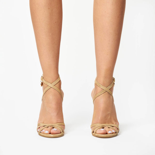 Sandale Mineli Leya Nude 1