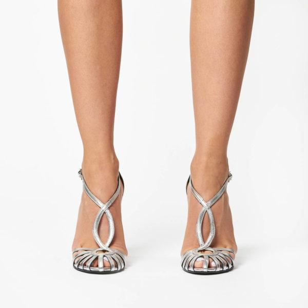 Sandale Mineli Roya Silver 1